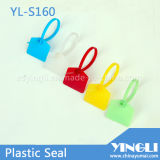 Marking를 위한 착색된 Pull Tight Plastic Seal
