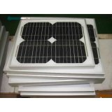 panneau solaire 20W avec la tension 18V pour le système de hors fonction-Réseau