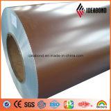 Bobina de aluminio de la capa del color de la prueba del molde