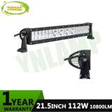 지프를 위한 크리 사람 112W 21.5inch Offroad LED 모는 표시등 막대