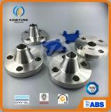 ASME B16.5 acero inoxidable 304 CL150 Forja Wn Brida Brida RF (KT0314)
