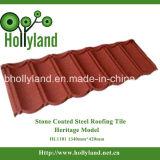 입히는 돌 칩을%s 가진 금속 지붕 장 (고아한 유형)