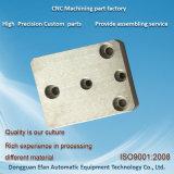 機械で造られた予備の鋼鉄部分を製粉する良質の価格の精密CNC