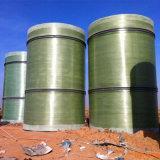 安い緑のガラス繊維強化プラスチックFRP GRPの管