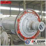 Bajo consumo de energía Molino de bolas de acero para moler mineral de cobre