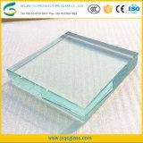 12мм прозрачного закаленного ламинированного стекла