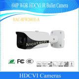 De Camera van de Kogel van kabeltelevisie 6MP WDR Hdcvi IRL van de Veiligheid van Dahua (hac-hfw2601e-a)