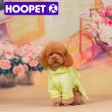 Vêtements jaune-clair d'animal familier de vente en gros de peignoir de chien