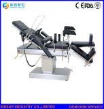 病院外科装置のX線の使用の電気多目的調節可能な手術台