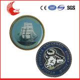 Monete su ordinazione di Collctible del metallo del bollo promozionale