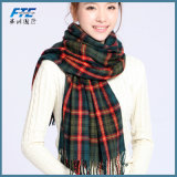 200cm Inverno Lenço Pashmina simples para Fashion Lady