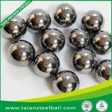 G100 de 6,35 mm AISI 1010/1015/1045 La Bola de acero de bajo carbono