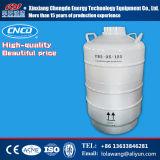 Recipiente de azoto líquido para o laboratório