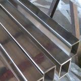 Сшитые из нержавеющей стали трубы (круглые и квадратные и прямоугольные, вальцеваться)