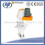 Pompa centrifuga verticale dei residui della singola fase di serie di Zjl