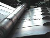 Das galvanisierte Stahl-Aufschlitzen schnitt zur Längen-Maschinerie