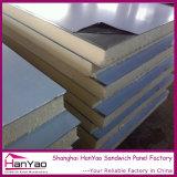 Qualitäts-Farbe Stahl-PU-Zwischenlage-Panel für Kühlraum-und Kühlraum-Panel