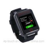 IP67 Resistente al agua reloj GPS Tracker con la frecuencia cardíaca y presión arterial