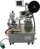 Envolver en semi-automático maquinaria etiquetas adhesivas
