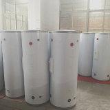 El tanque de almacenaje de la agua caliente para el calentador de agua solar