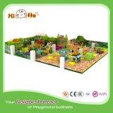 子供の遊園地のための森林様式の運動場