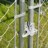 6 pi x 10 Chien de plein air de maillon de chaîne d'exécuter de la cage de chenil Animal de compagnie Pen Backyard
