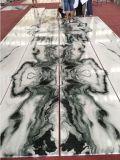 La cantera de Jiangsu Panda losas de mármol blanco, negro y de mármol blanco