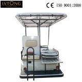 2 Seaterの電気病院の交通機関のカート