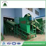 Clasificadora automática de la basura municipal de China con el SGS