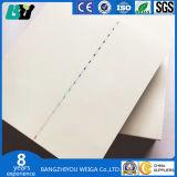 Filigrana que graba de Anti-Falsificación grabada papel de la seguridad del papel de la fibra del algodón