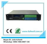 Fullwell, 32 Dual Power Supply (WAP-1550H-32X18)를 가진 Ports FTTX Gpon Wdm EDFA