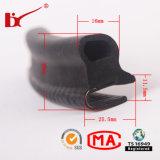 Guarnizione di gomma automatica su ordinazione della fabbrica della Cina per gli accessori dell'automobile