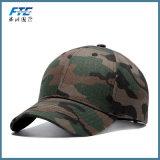 Sombrero de encargo del golf de la gorra de béisbol de encargo del camuflaje