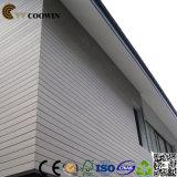 Decoraciones plásticas de madera recicladas el 100% de los paneles de pared (TF-04E)