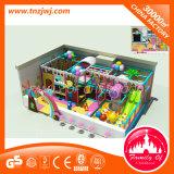 Les enfants doux de l'équipement multifonctionnel de l'Amusement pour la vente de terrain de jeux intérieure