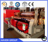 Máquina mecânica do rolamento e de dobra do rolo do tipo três W11-40X3200