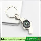 De scherpe Opener Keychain van het Kompas