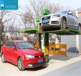Único sistema hidráulico automático do estacionamento do carro do cilindro