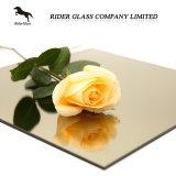 Miroirs de couleur de haute qualité Décoration maison miroir de verre flotté teinté
