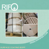 Caras PP papel sintético resistente a productos de cuidado personal