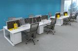Mesa de informática modular moderna de Call Center para venda (SZ-WS522)