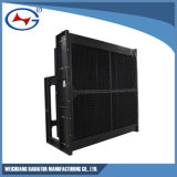 A12V190-1320/(z) Td10dd Jichai 시리즈에 의하여 주문을 받아서 만들어지는 알루미늄 물 냉각 방열기