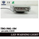 LED de dos colores Mini barra de luces con chasis de aluminio (TBG-506L-1-C)