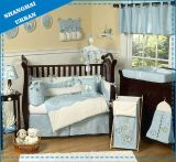 5PCS 100%Cotton Baby Bedding Set