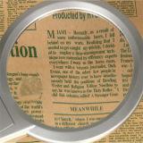 Het Vergrootglas van het Bureau van juwelen met LEIDEN Licht (EGS4B-12)