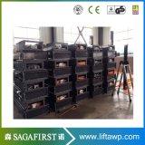 der Kapazitäts-4500kg Pfosten-Auto-Reparatur-Aufzug-Cer Raum-des Fußboden-zwei genehmigt