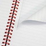 Custom Bonita Diário de escrita de notebook em espiral
