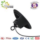 Industrielle Beleuchtung bestes Qualitäts-UFO-200W LED hohes Bucht-Licht-beste Preis UFO-LED, LED-Lager Highbay Licht
