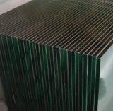 glas van /Toughened van de Douche van 6mm/8mm/10mm/12mm het Duidelijke Vlakke Deur Aangemaakte met Groeven/Notche/Gaten/Scharnieren