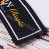 A nova fábrica de vestuário Personalizado Sinicline Textil Tecidos de Rótulo